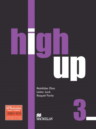 Cover of High Up