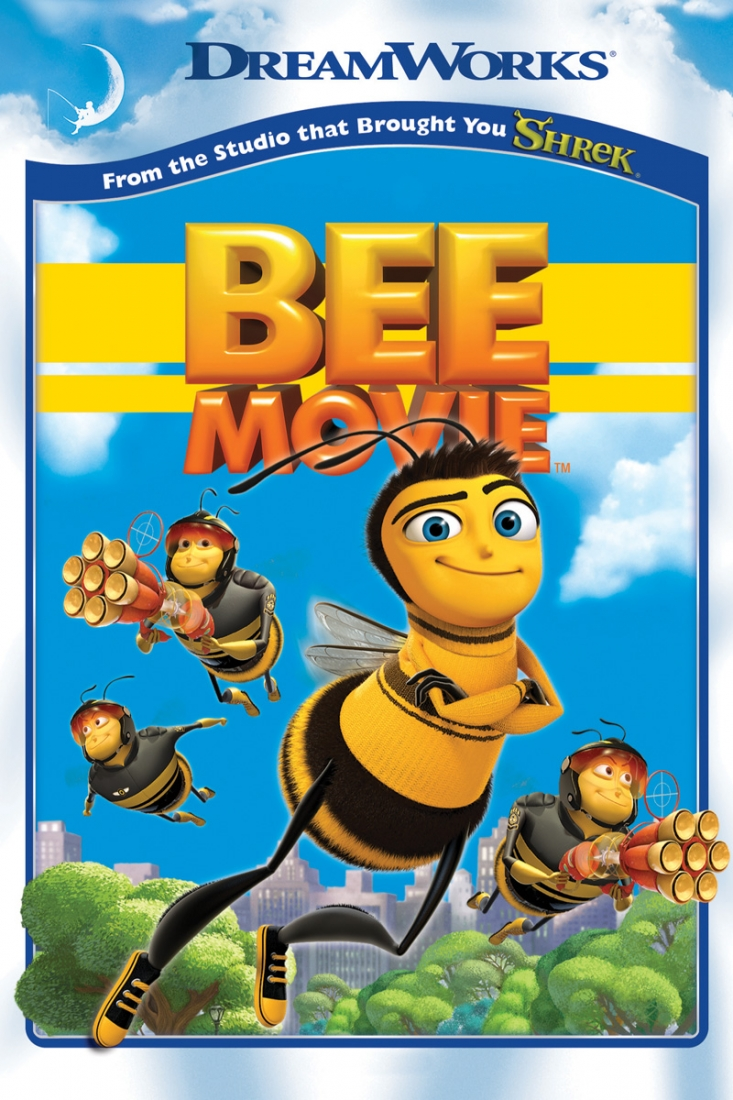 Cover of Bee movie