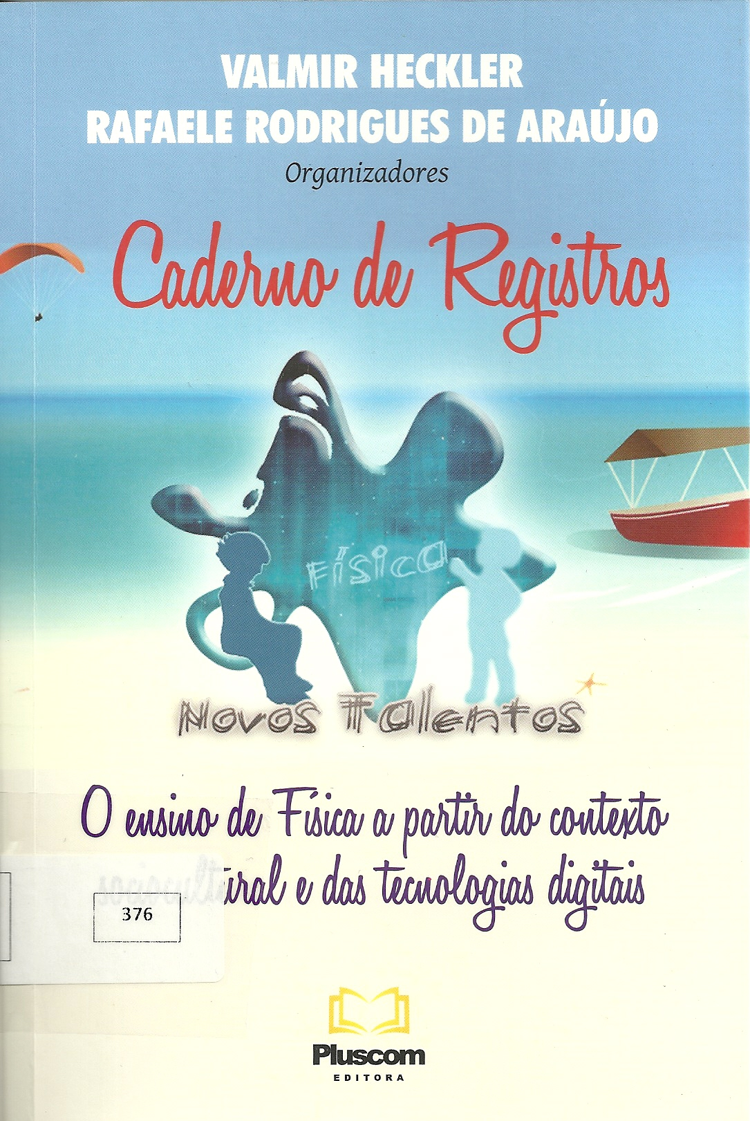 Cover of Caderno de Registros