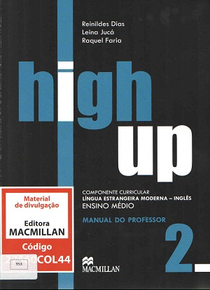 Cover of High Up 2