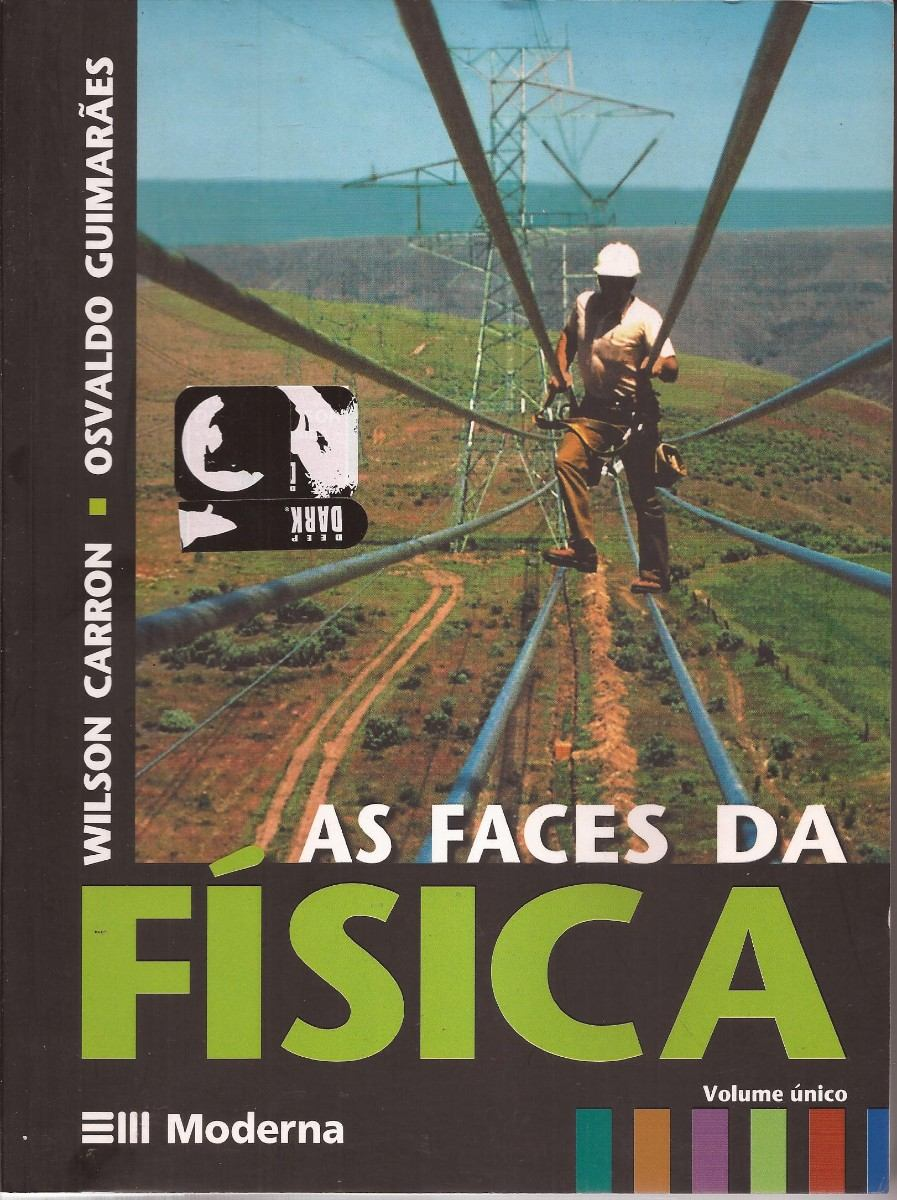 Cover of As faces da física