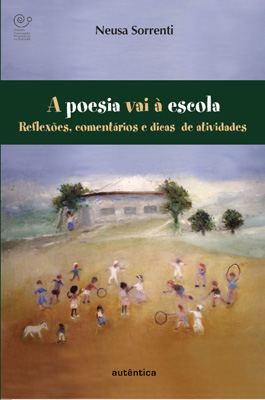 Cover of A poesia vai à escola